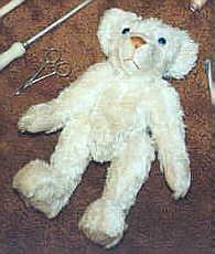 teddy selber machen